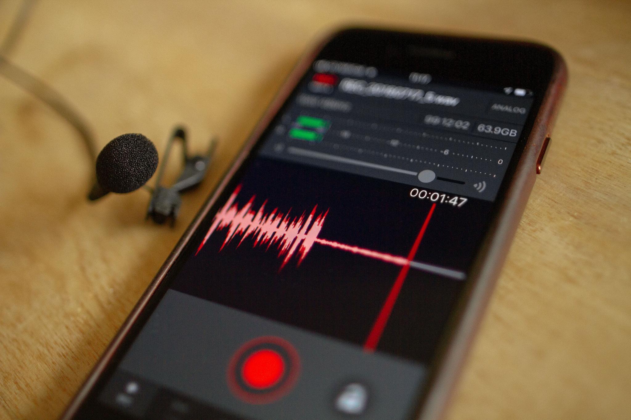 Pioneer DJ DJM-REC app iOS (1)