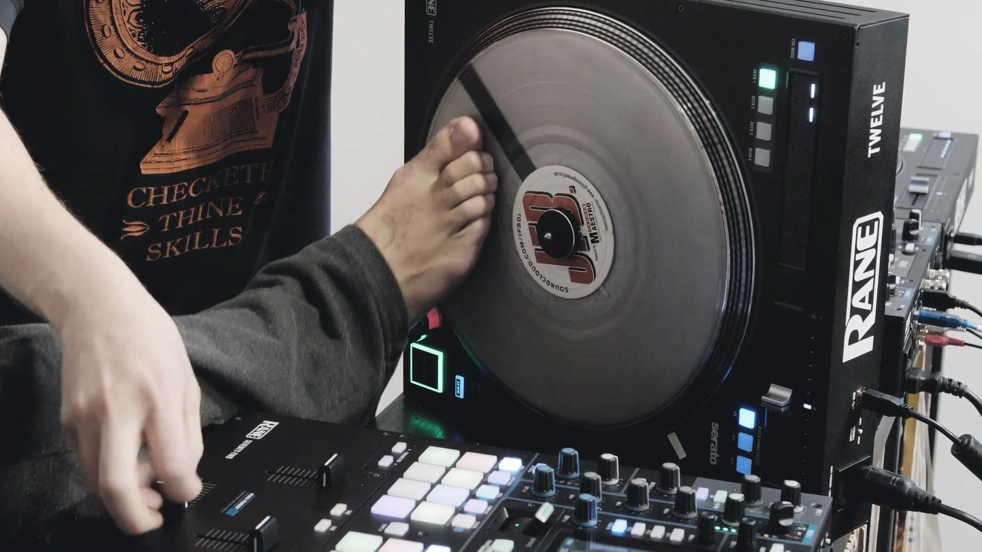 SHOCKING VIDEO: JFB and Mr Switch abuse Rane gear 3