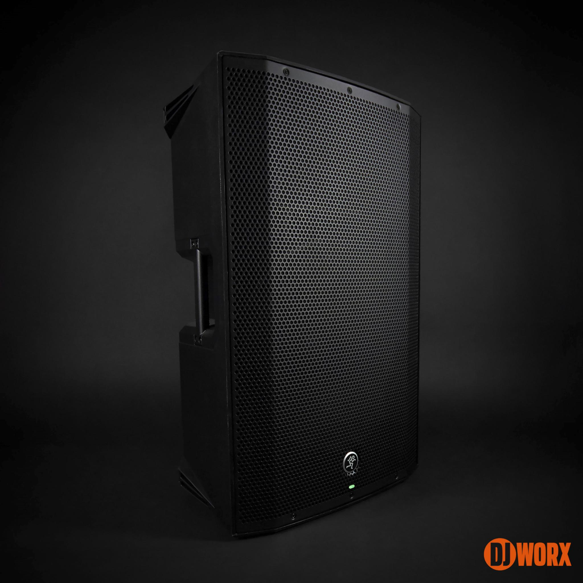 Mackie Thump 15BST bluetooth PA loudspeaker review (2)
