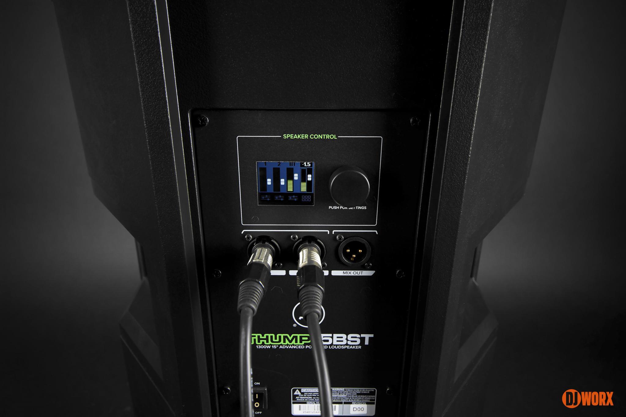 Mackie Thump 15BST bluetooth PA loudspeaker review (7)