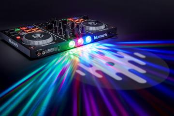 numark party mix serato dj lite