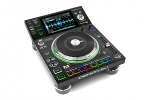 Denon DJ SC5000M motorised media player (2)