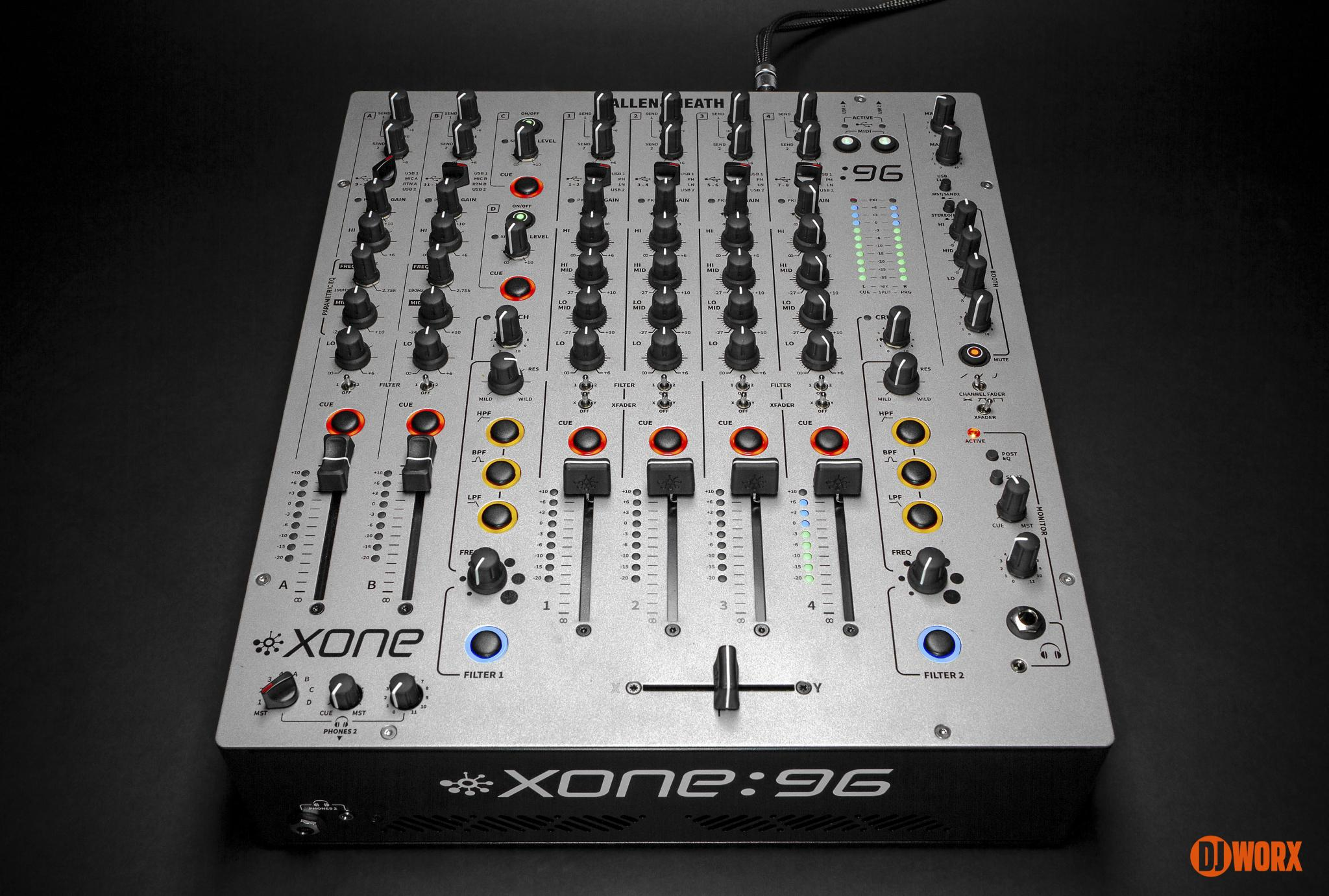 Djworx On Tumblr New Post Has Been Published 130 Looper 96 Wiring Diagram Allen Heath Xone96 Mixer Review First Look Preview