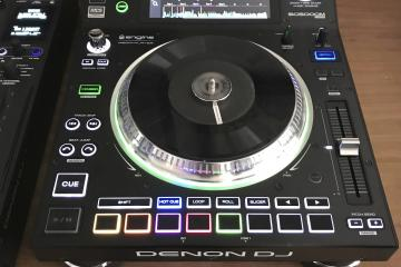 Denon DJ SC5000M motorised media player (10)
