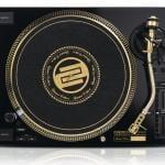 Reloop's gold RP-7000 MK2 turntable — DMC skills not included 13