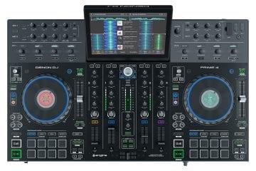 Denon DJ Prime 4 standalone controller Serato (5)