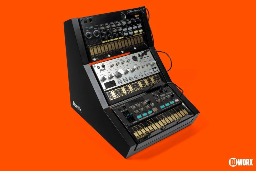 Fonik Audio innovations Korg volca stand (1)