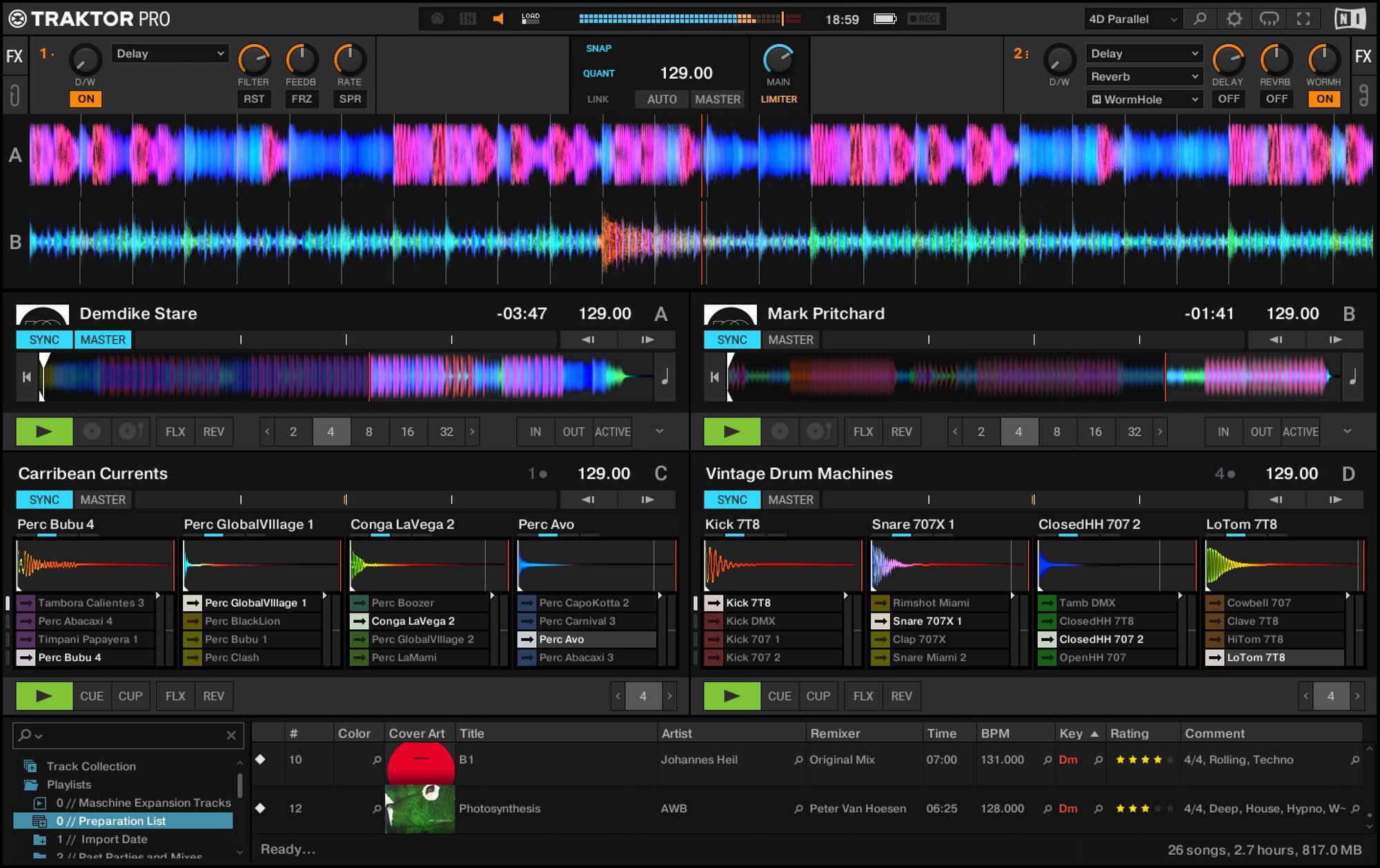 Traktor Pro 3 1 gets the things you've wanted for years | DJWORX