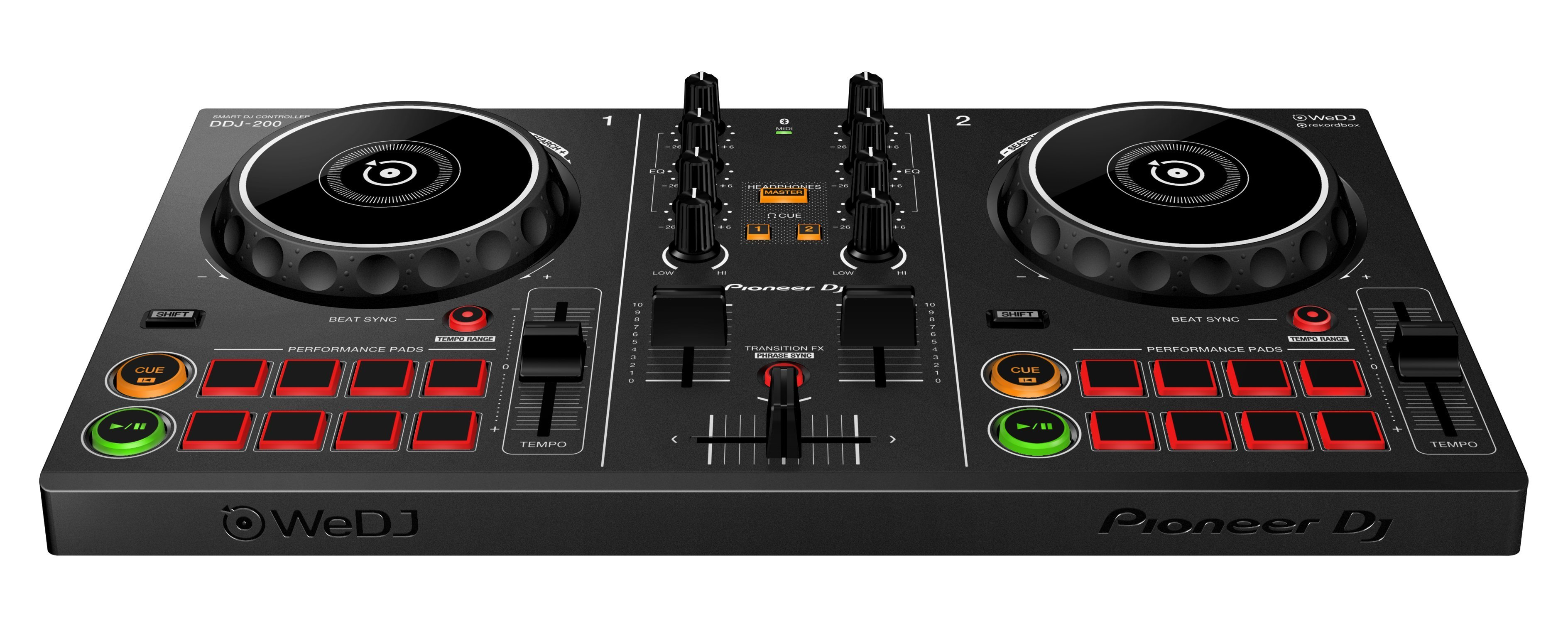 Pioneer DD-200 wireless bluetooth controller weds Spotify djay edjing (25)