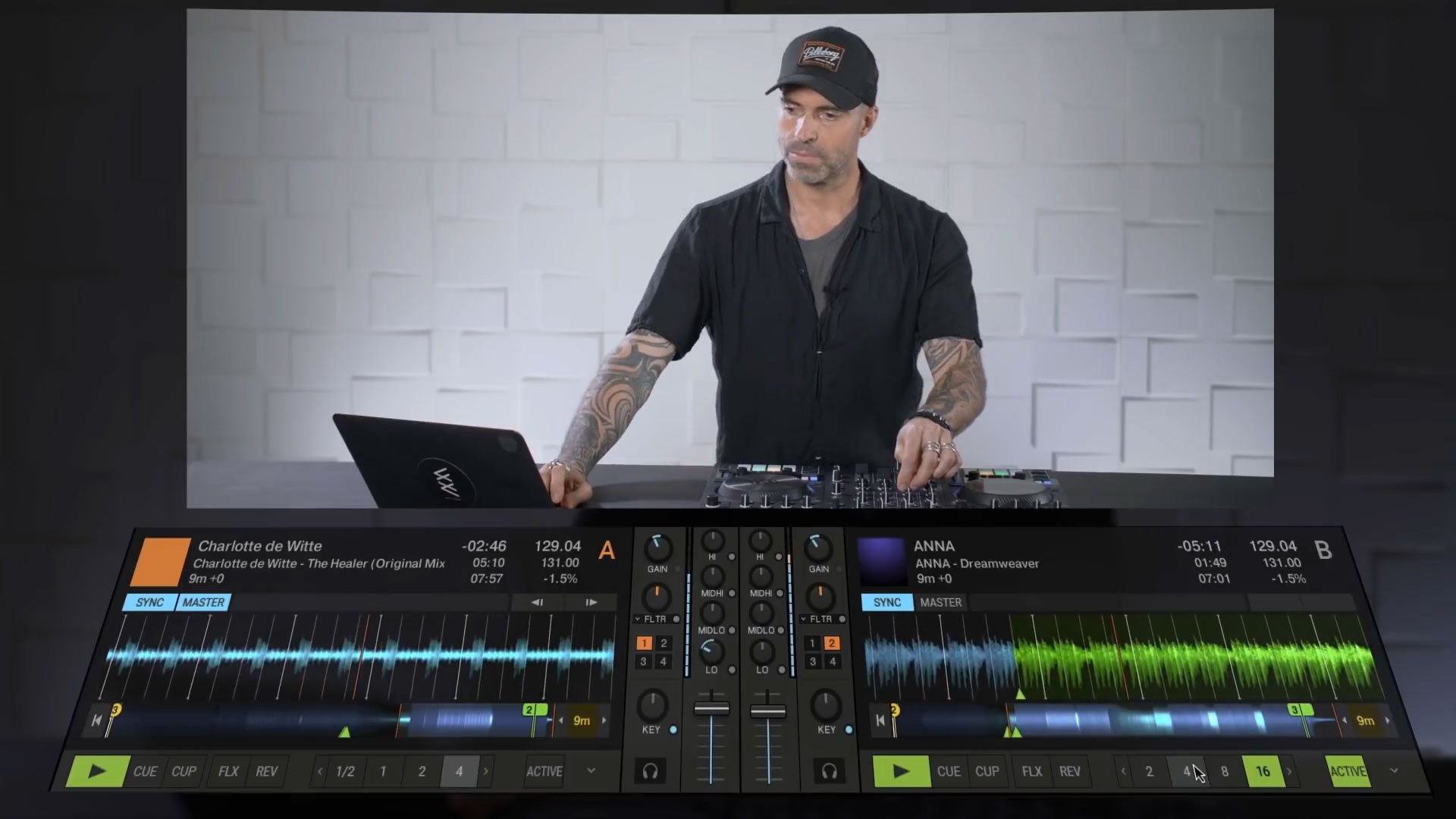 UPDATE: Traktor Pro 3 2 — focussing on harmonic mixing | DJWORX