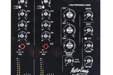 MasterSounds Radius two Valve rotary DJ mixer Union Audio Andy Rigby Jones (1)