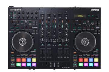 Roland Serato DJ Pro DJ-707M mobile DJ controller (2)