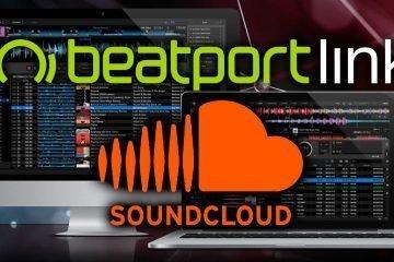 rekordbox soundcloud beatport link