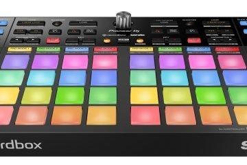 Pioneer DJ DDJ-XP2 Serato DJ Pro controller (1)