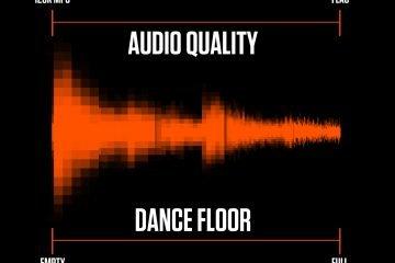 DJ audio file formats FLAC ALAC MP3 AAC WAV AIFF