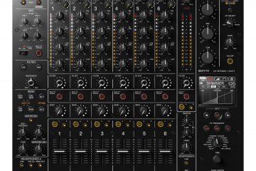 Pioneer DJ DJM-V10 6 channel mixer namm 2020 (4)