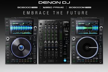 Denon DJ turnt up to 11 — the SC6000, SC6000M, and X1850 Prime 6