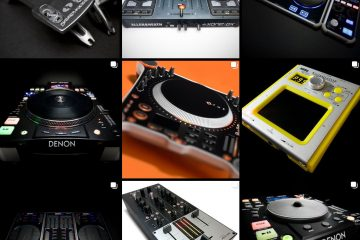DJ gear from yesteryear —a daily photographic retrospective 8