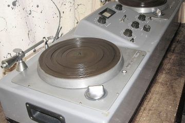 Old DJ Gear Nostalgia (1)