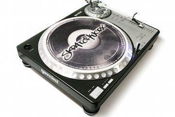 DJ Gear from Yesteryear Gemini TT-04 turntable (13)