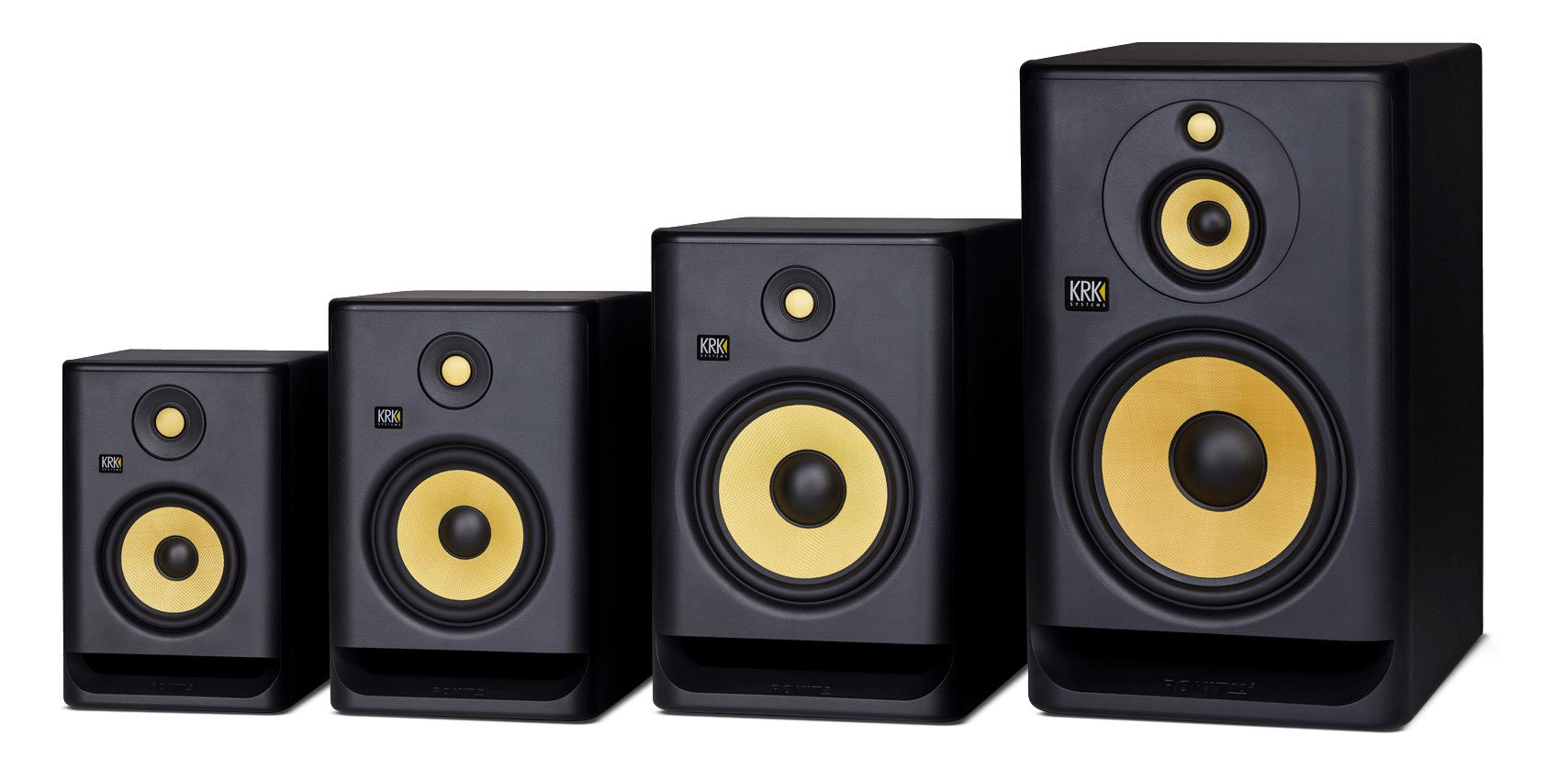REVIEW: KRK Rokit G4 RP7 and 10S speaker reviews 3