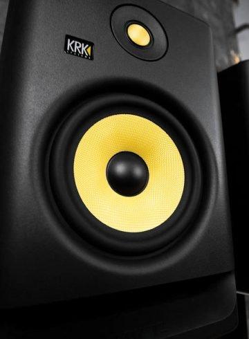 KRK Rokit G4 RP7 10S speaker monitor review DJ DJWORX (1)