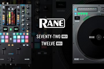 Rane SEVENTY-TWO MKII and TWELVE MKII for more than just Serato 7