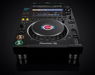 Pioneer DJ CDJ-3000 media player launch (3)
