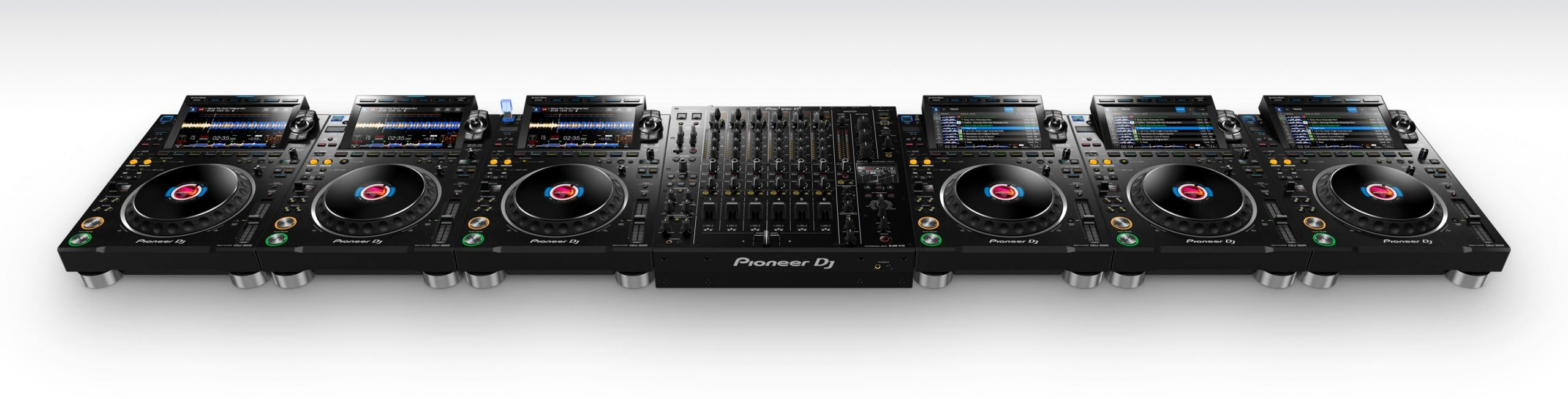 Pioneer DJ CDJ-3000 media player launch (4)