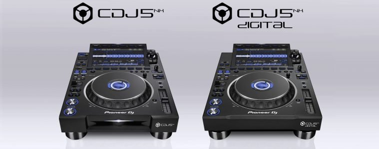 PS5 Sony playstation 5 digital Pioneer DJ CDJ5 CDJ-3000 streaming (2)