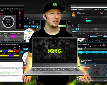 The XMG DJ 15 — one laptop to rule them all? Our Ray thinks so 7